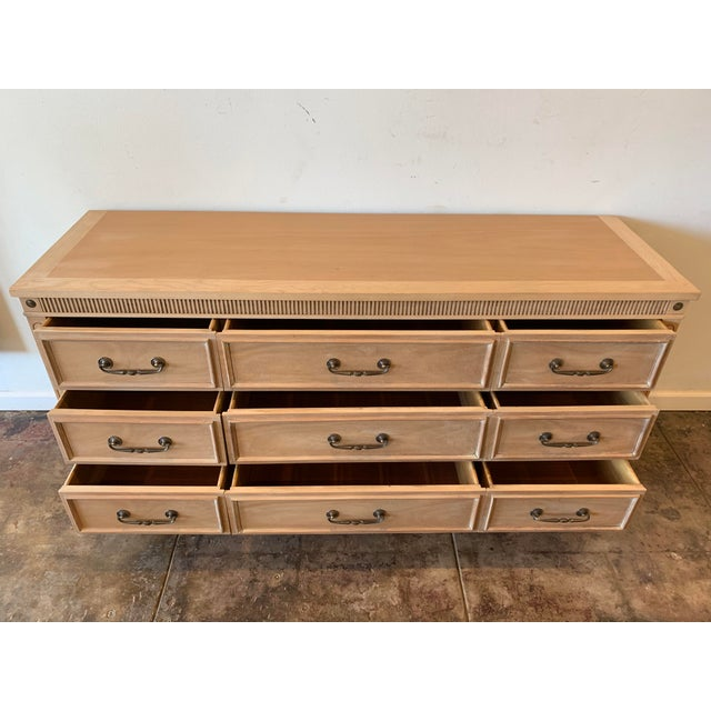 1940's American Made Mahogany Dresser For Sale - Image 4 of 8