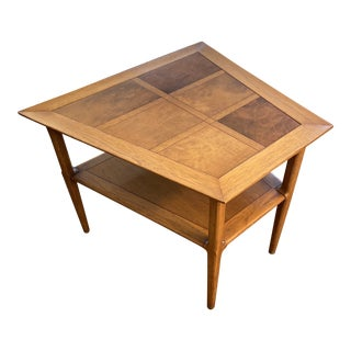 Mid Century Modern Side Table For Sale