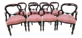 Image of Victorian Dining Chairs
