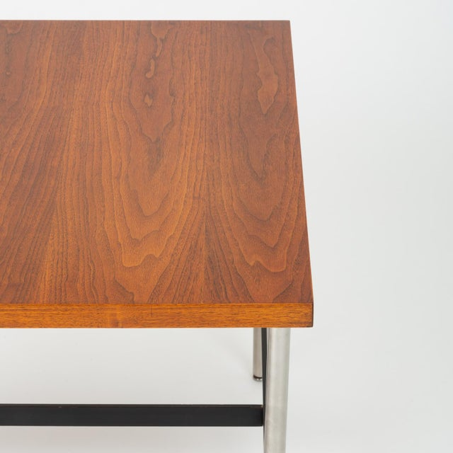 Mid-Century Modern Walnut Children's Work Table by Herman Miller For Sale - Image 11 of 13