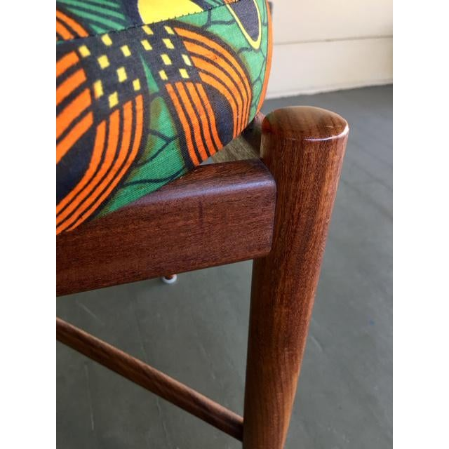 Sculpting Vintage Mid Century G Plan Dining Chairs- Set of 4 For Sale - Image 7 of 10