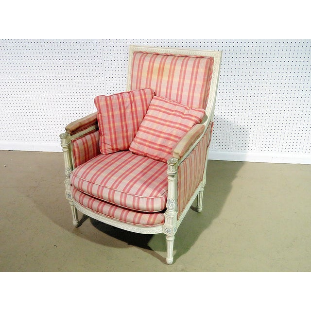 Swedish Style Bergere For Sale - Image 13 of 13