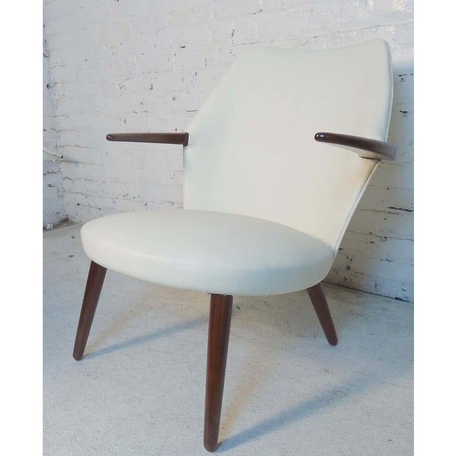 Mid-Century Armchair For Sale In New York - Image 6 of 6