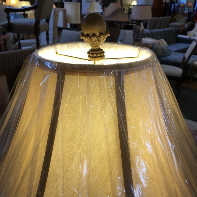 Kathy Ireland Table Lamps - A Pair - Image 8 of 8