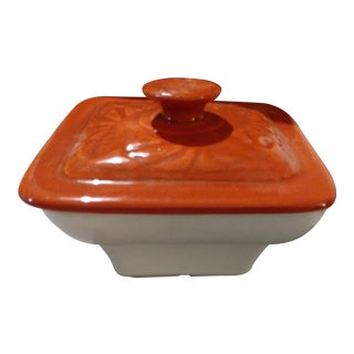 Vintage California Pottery Dish