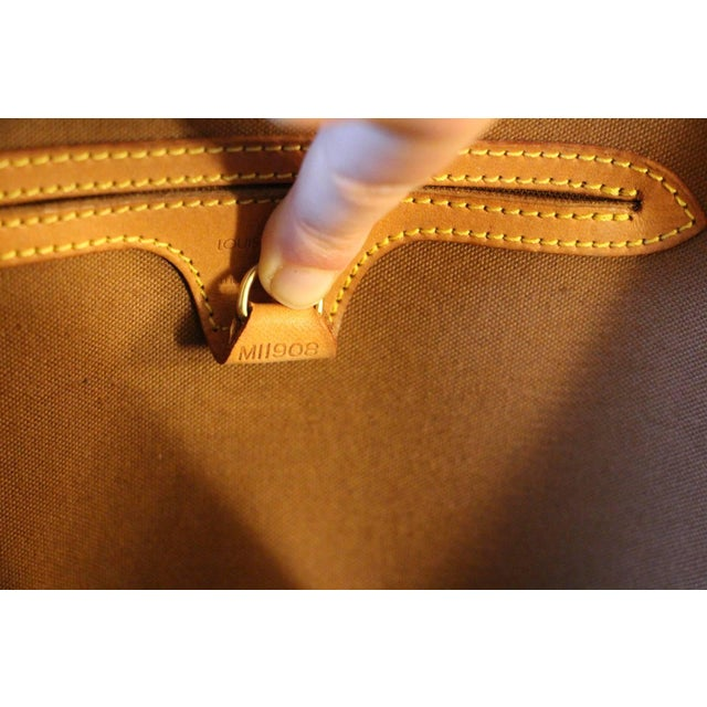 Louis Vuitton Small Louis Vuitton Backpack Monogramm Bag For Sale - Image 4 of 12