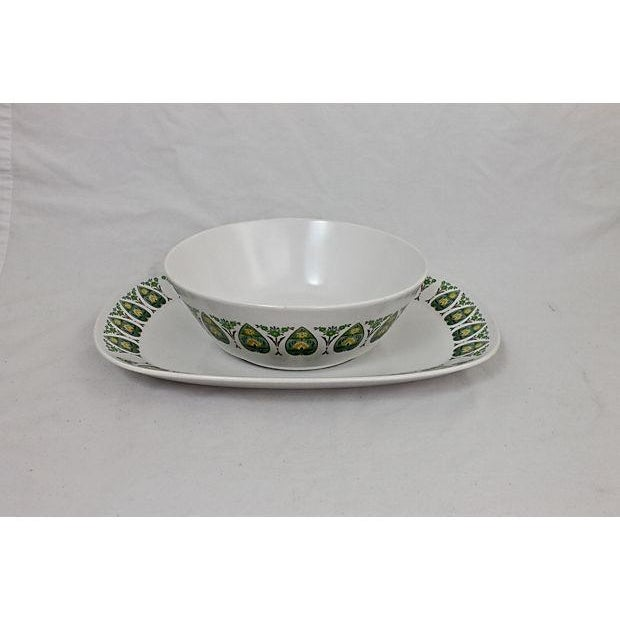 Noritake Serving Platter & Bowl - A Pair - Image 4 of 9