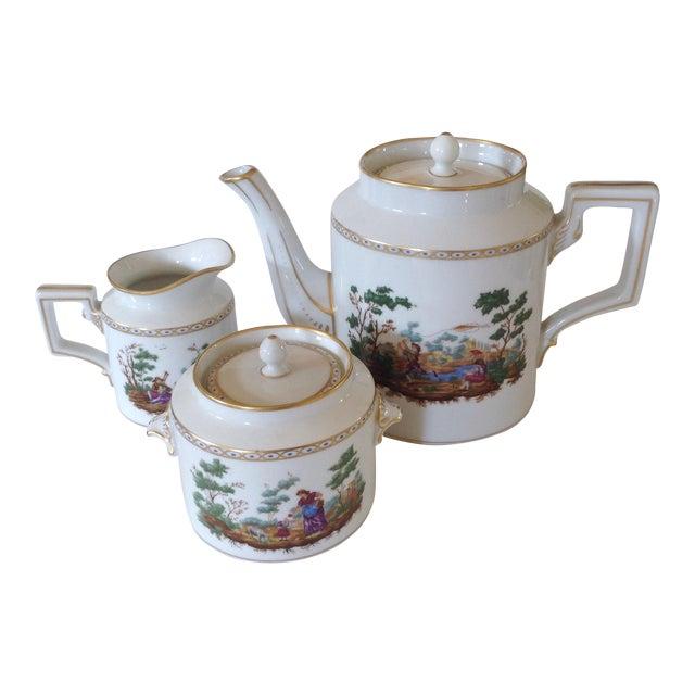 Richard Ginori Tea Set For Sale