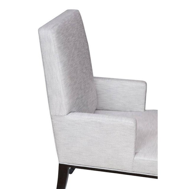 2010s Customizable Risto High Back Armchair For Sale - Image 5 of 6