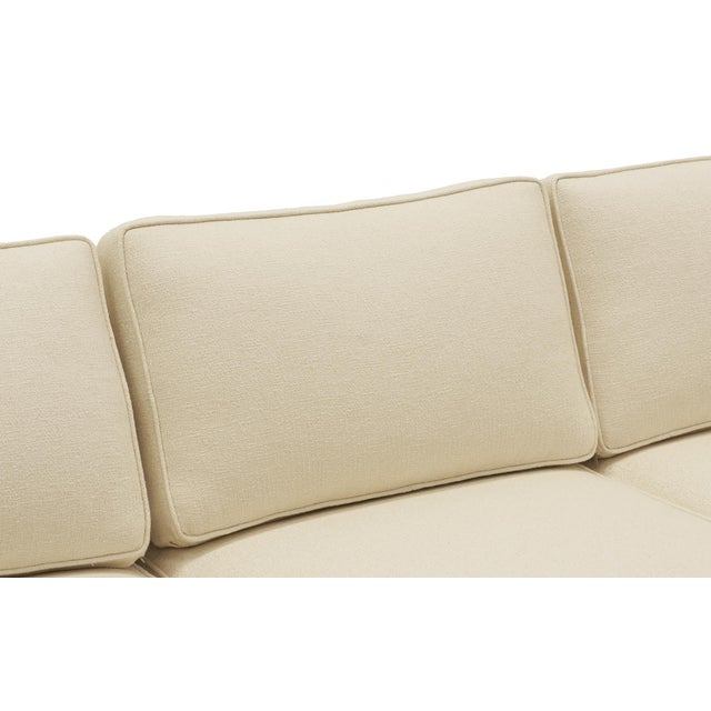 Edward Wormley for Dunbar Sofa and Loveseat Combination - Image 5 of 10