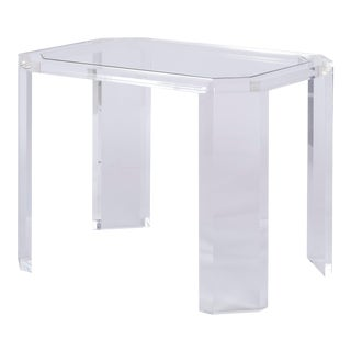 Century Furniture Phoenix Chairside Table For Sale