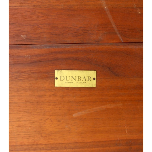 Mid-Century Modern Dunbar Expandable Dining Table For Sale - Image 9 of 10