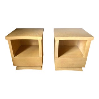 Mid Century Mengel Furniture Co Nightstands - a Pair For Sale
