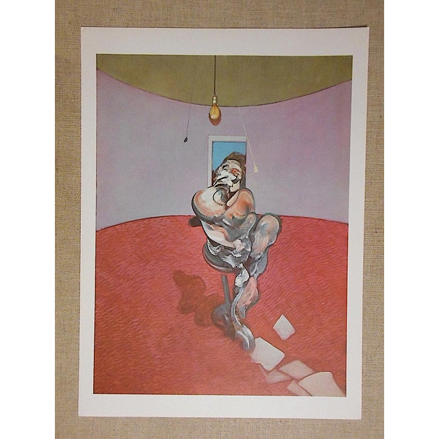 Vintage Lithograph by Henry Moore - Derriere Le Miroir - Folio - Image 3 of 3