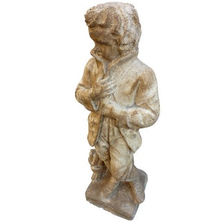 Vintage Young Beethoven Statue For Sale