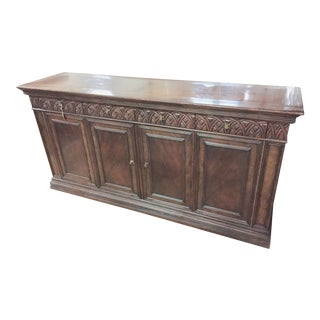 Century Furniture Traditional Buffet For Sale