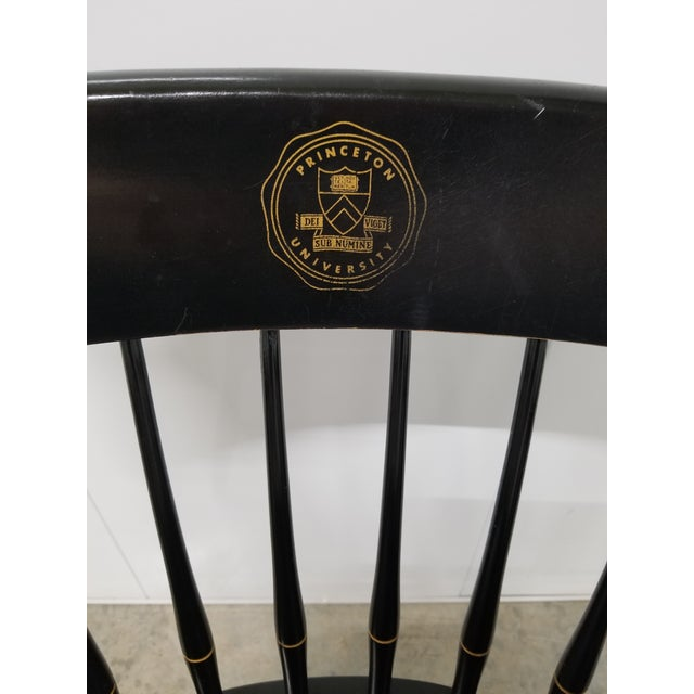 Americana Nichols & Stone Princeton Windsor Chair For Sale In Savannah - Image 6 of 9