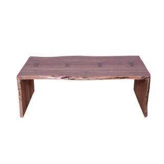 Elicia Wooden Coffee Table For Sale