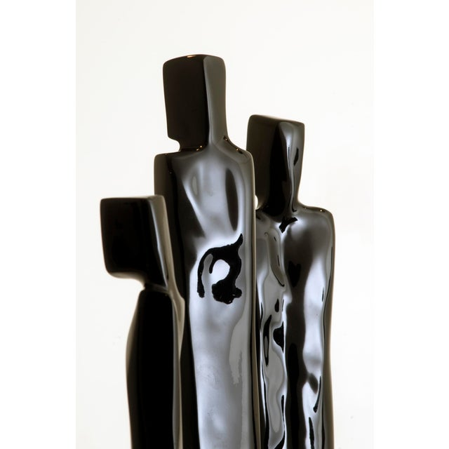 Abstract Original Sculptures by Laurence Bonnel, Silhouettes For Sale - Image 3 of 6