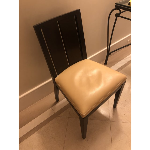 Berman Rosetti Side Chair For Sale In New York - Image 6 of 9