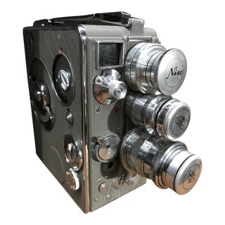 Nizo Heliomatic 8 Vintage Camera