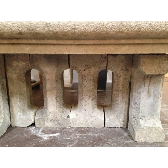 18th Century Gothic Stone Table For Sale - Image 4 of 5