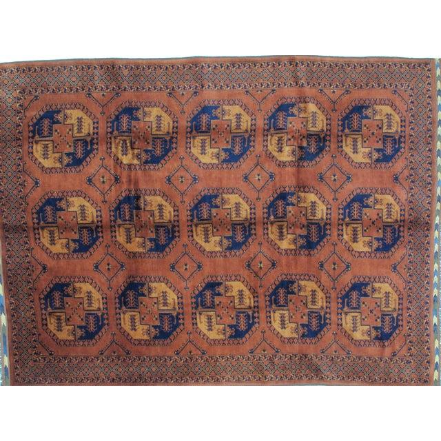 "Leon Banilivi Elephant Foot Carpet - 8'2"" X 11' - Image 2 of 5"