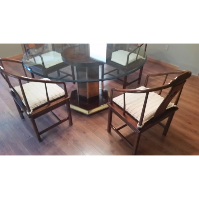 Dining Set Table Chair - Image 8 of 8