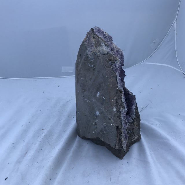 Brazilian Amethyst Cathedral For Sale In Wichita - Image 6 of 9