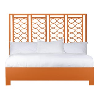 Infinity Bed King - Orange For Sale