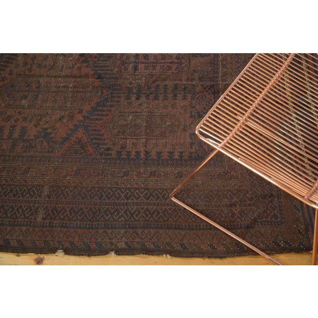 "Vintage Belouch Carpet - 4'8"" x 8'3"" - Image 9 of 9"
