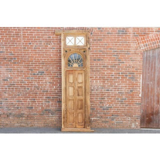 1800's Indo Portuguese Tall Slim Door Preview