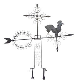 Image of Farmhouse Weathervanes