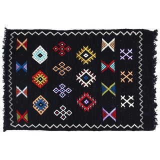 Moroccan Rug - 2'11'' X 1'11 For Sale