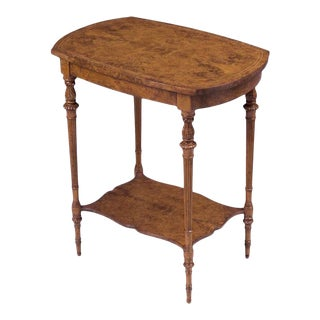 Scarborough House Victorian Style Side Table For Sale