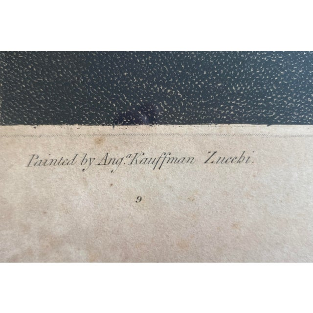 """18th Century English Engraving From Shakespeare's """"Two Gentlemen of Verona"""" For Sale - Image 9 of 13"""