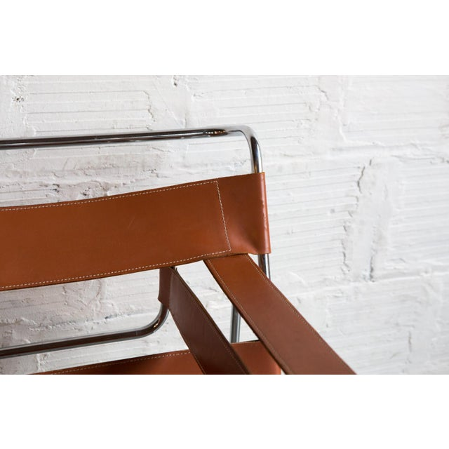 Wassily Marcel Breuer for Knoll Chairs - a Pair - Image 10 of 11