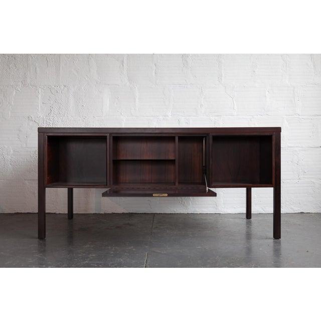 Gunni Omann Mid-Century Model 77 Rosewood Desk - Image 5 of 9