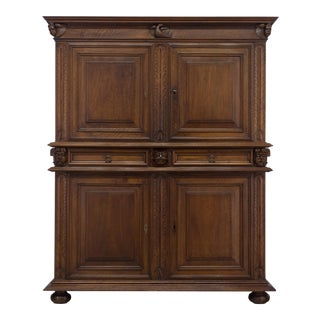 19th Century French Provincial Buffet For Sale