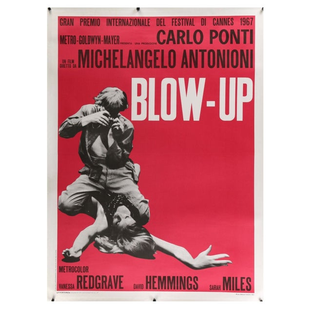das italienische kino michelangelo antonionis blow up german edition