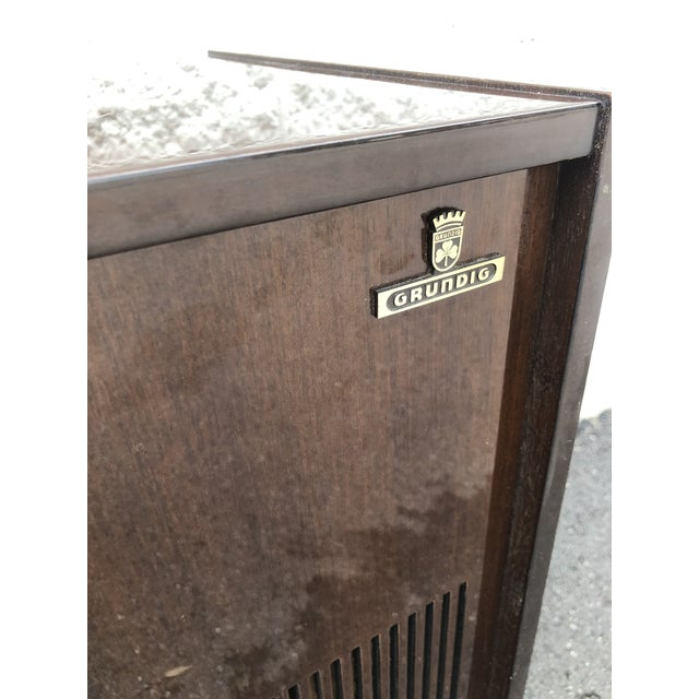 Mid Century Fully Restored Ks650u Grundig Record Credenza For Sale In Tampa - Image 6 of 13