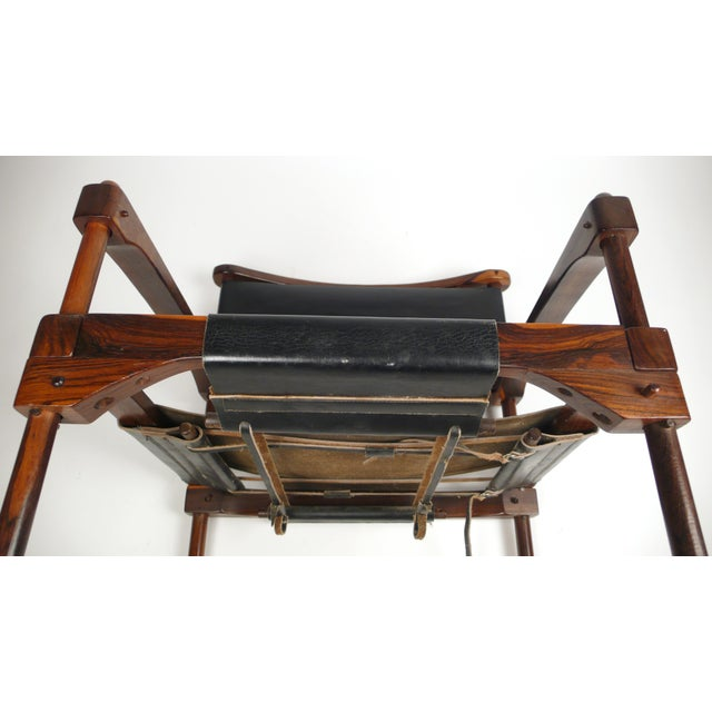 Brown Don Shoemaker Perno Chairs For Sale - Image 8 of 10