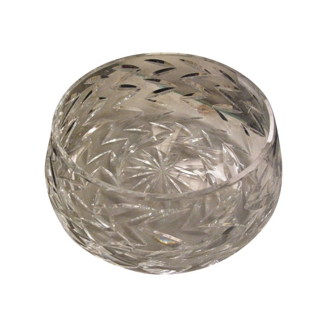 Waterford Crystal Centerpiece Bowl - Image 1 of 5