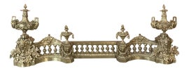Image of Louis XVI Andirons and Chenets