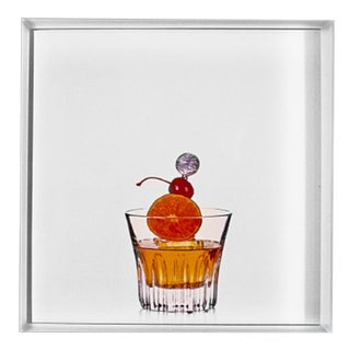 'Palm Beach' Limited-Edition Cocktail Portrait Photograph For Sale