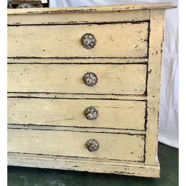 Mid-Century Modern 19th C. Scandinavian Dresser For Sale - Image 3 of 13
