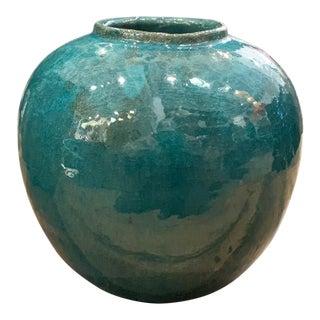Ceramic Jade Friendship Jar For Sale