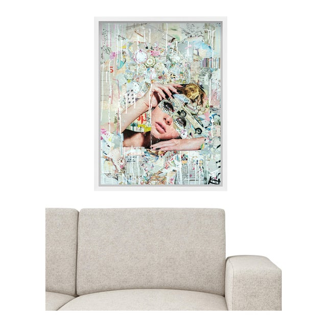 """Details: · Framed art print by The Oliver Gal Artist Co. · Professionally hand framed in a 1.2"""" white shadowbox frame. ·..."""
