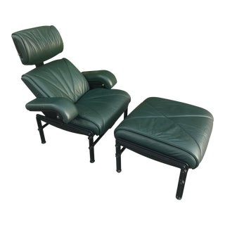 Mid-Century Jefferson Reclining Chair-Otto by Niels Diffrient