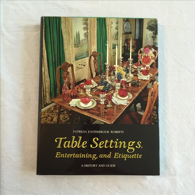 """""""Table Settings"""" Book, 1967 - Image 3 of 5"""